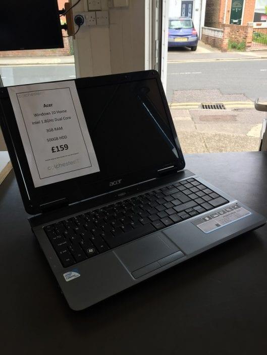 Acer Aspire 5332 Spec