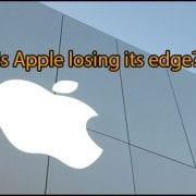 Apple-losing-its-edge