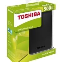 Toshiba 500GB HDD