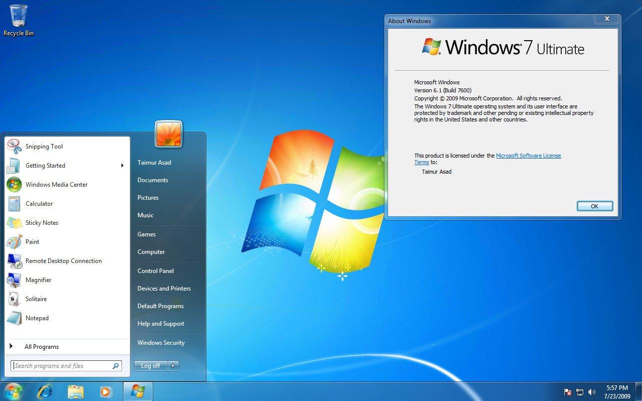 Windows 10 Oberfläche Windows 7